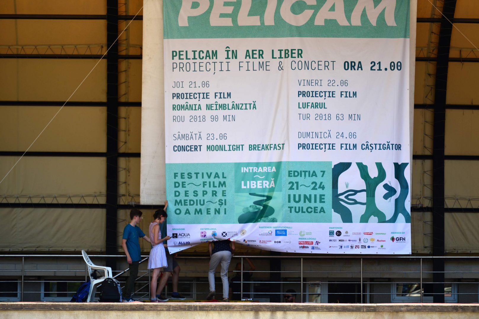 Astăzi începe Pelicam 2018: patru zile de filme, dezbateri, expoziții, concert