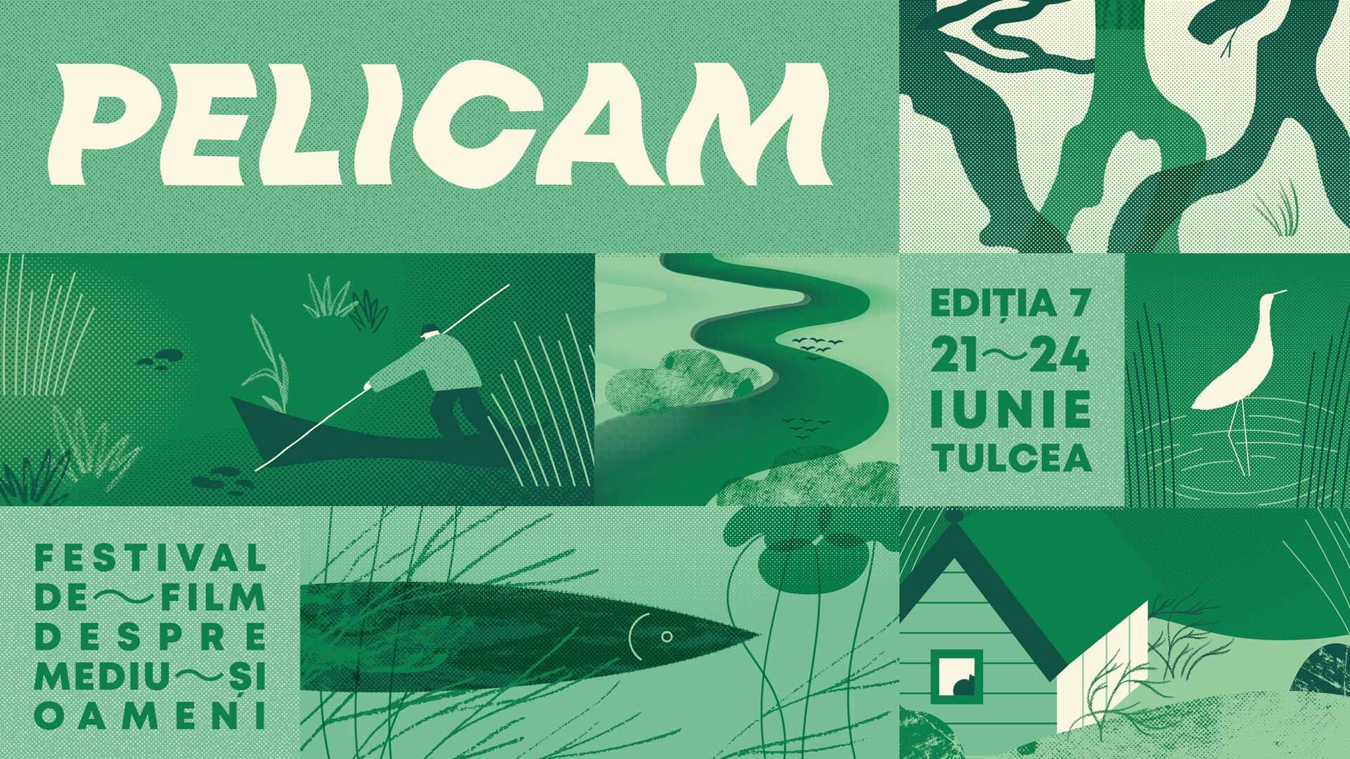 Six films about people and the environment in the main competition of Pelicam