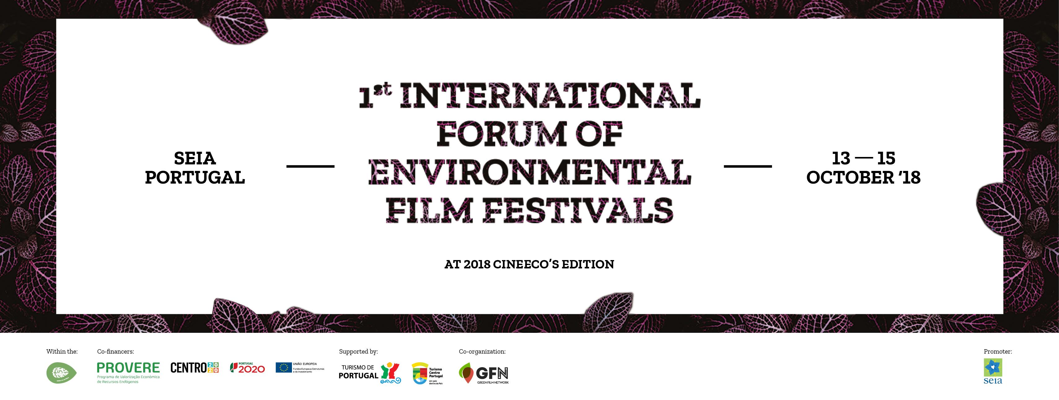 Pelicam Film Festival participates in the 1st International Forum of Environmental Film Festivals in Portugal