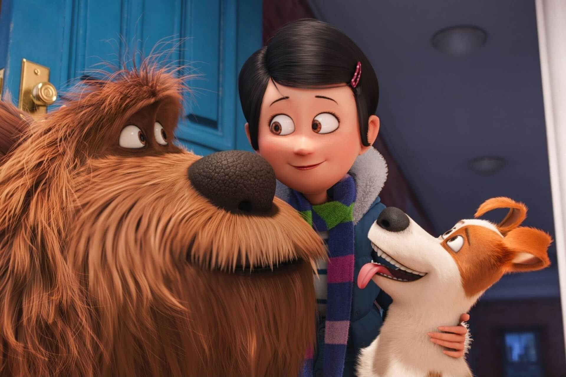 The Secret Life of Pets, 2016, Pelicam 2019